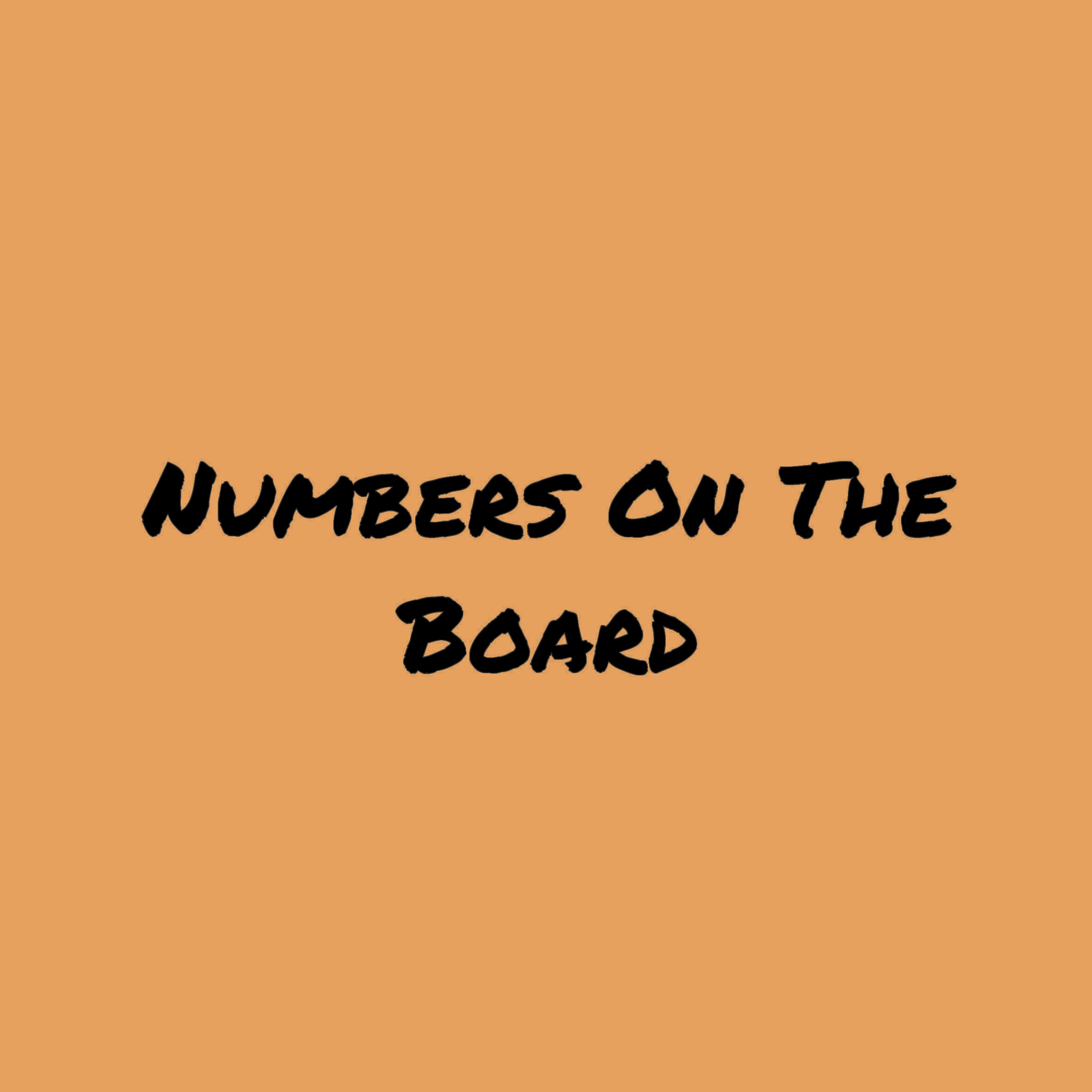 Numbers on the Board May: CHR$TN, Sons of Stereo, The Rhetorician, and Kayden McCarthy