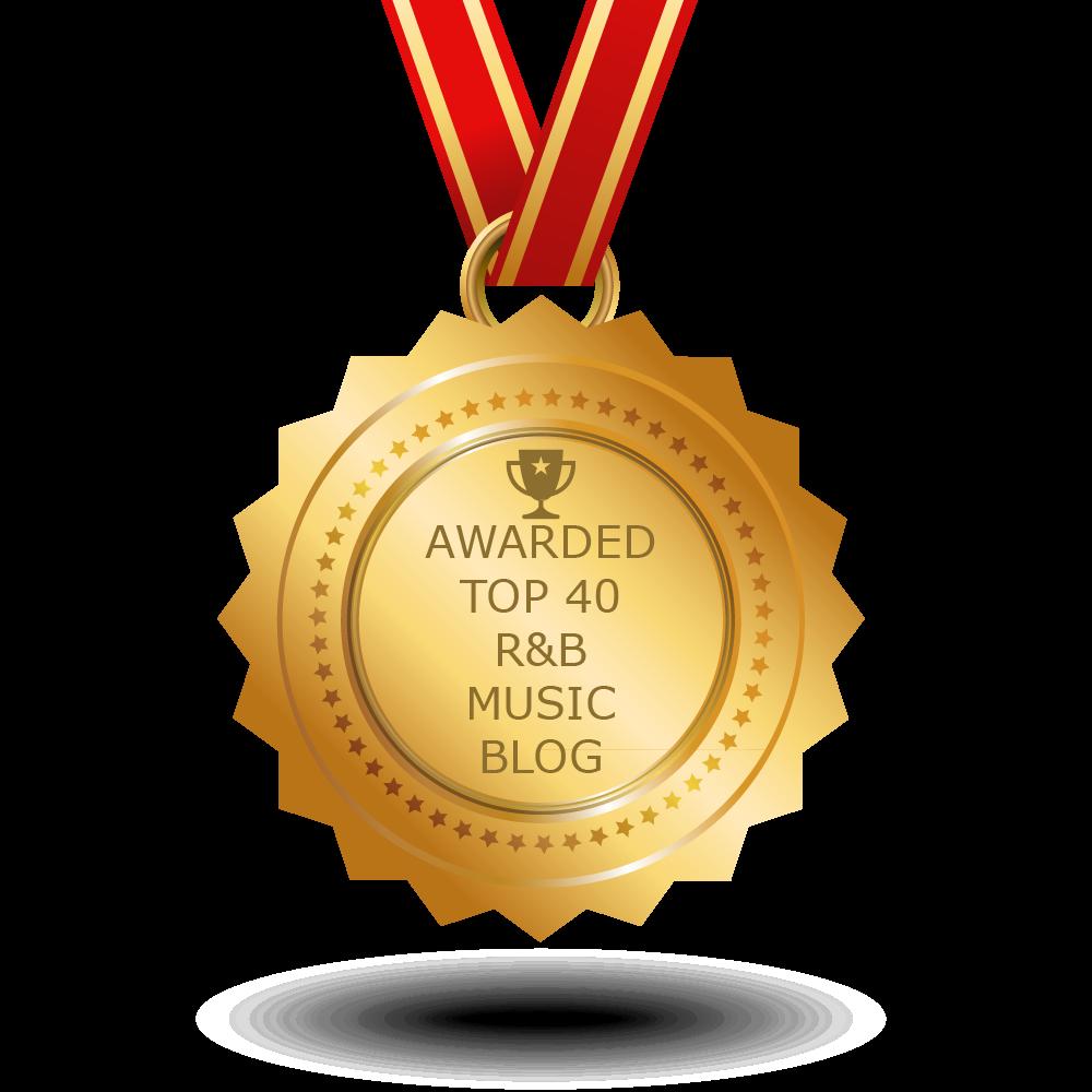 Awarded #32 on Feedspot.com Top 40 R&B Blogs