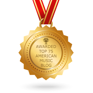 Awarded #59 on Feedspot.com's Top 75 American Music Blogs