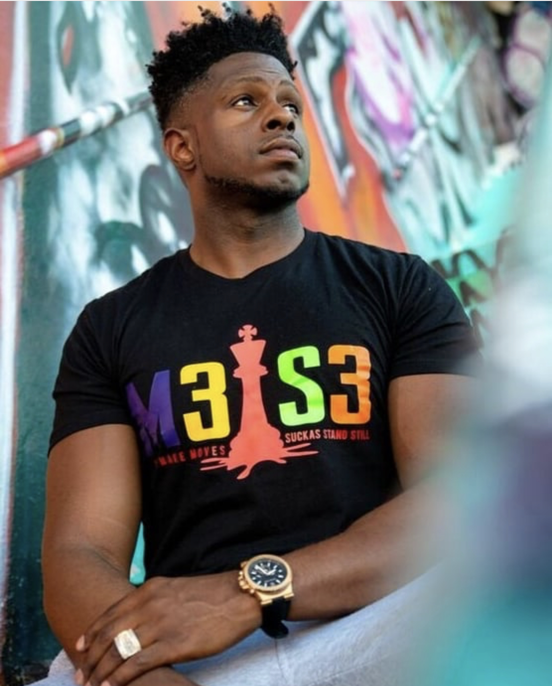 CEO of M3S3 Apparel Fred Thompson talks his Vision, Brand, and Future of M3S3 Apparel