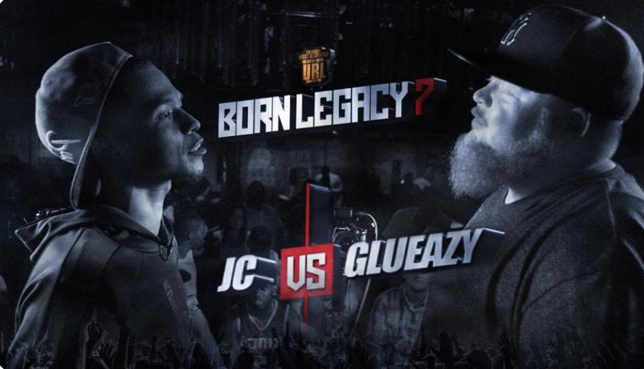 JC vs Glueazy Available now on URLTV App!!!
