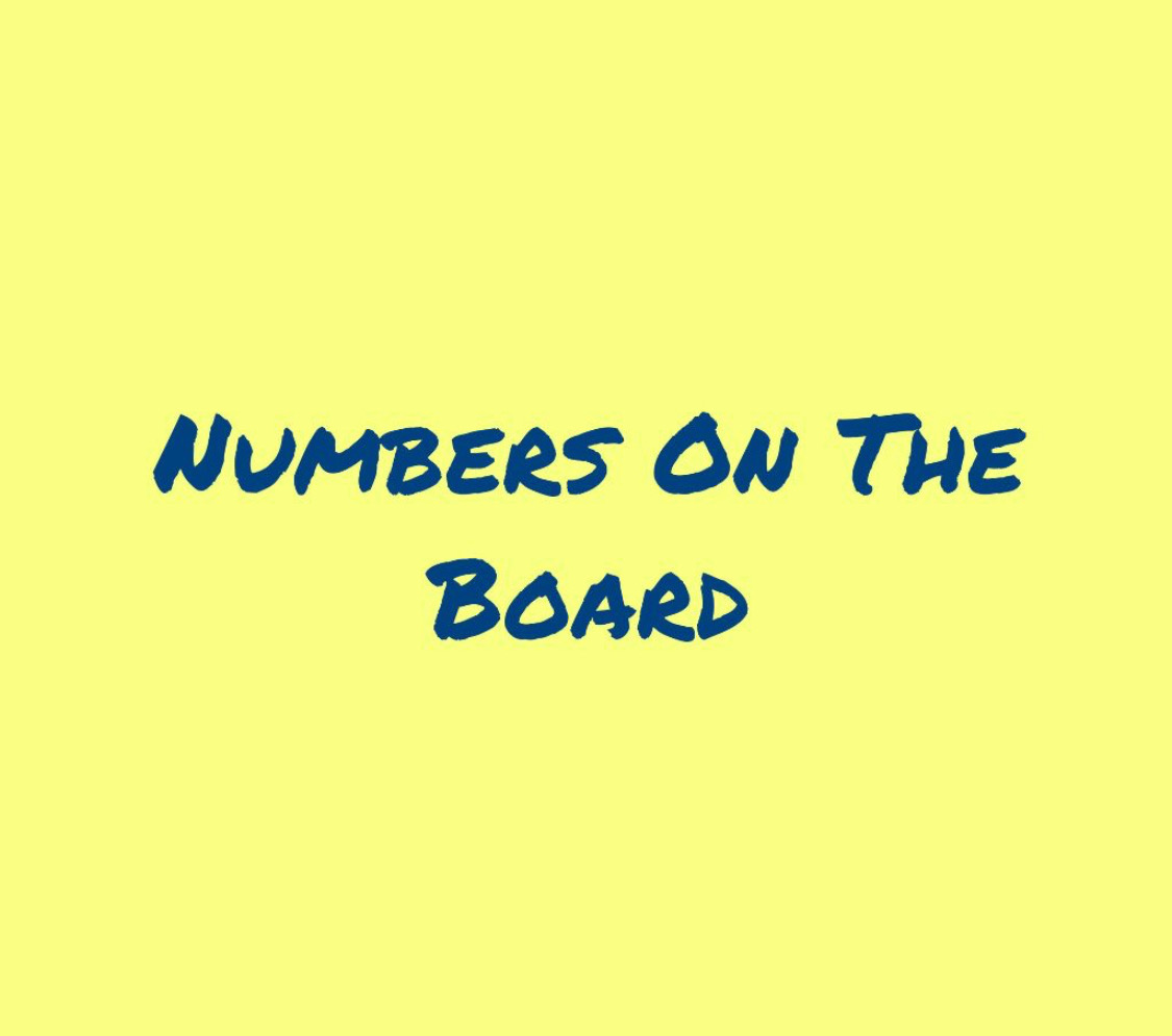 Numbers on the Board June: ZAIA, Revolt, Sinsier, Jovani, and Fred Thompson