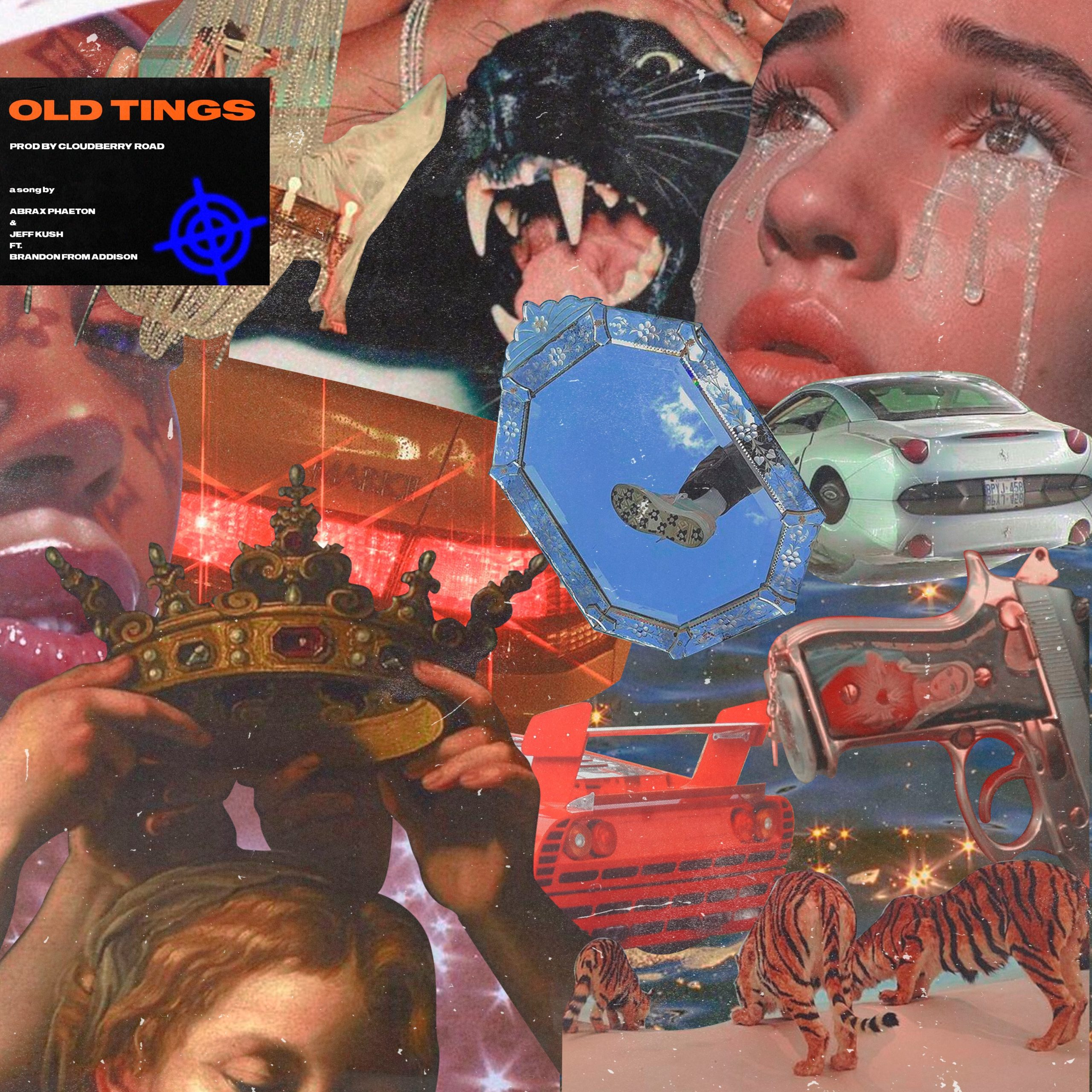 Abrax Phaeton featuring Jeff Kush & Brandon From Addison  – Old Tings Prod. by Cloudberry Rd.