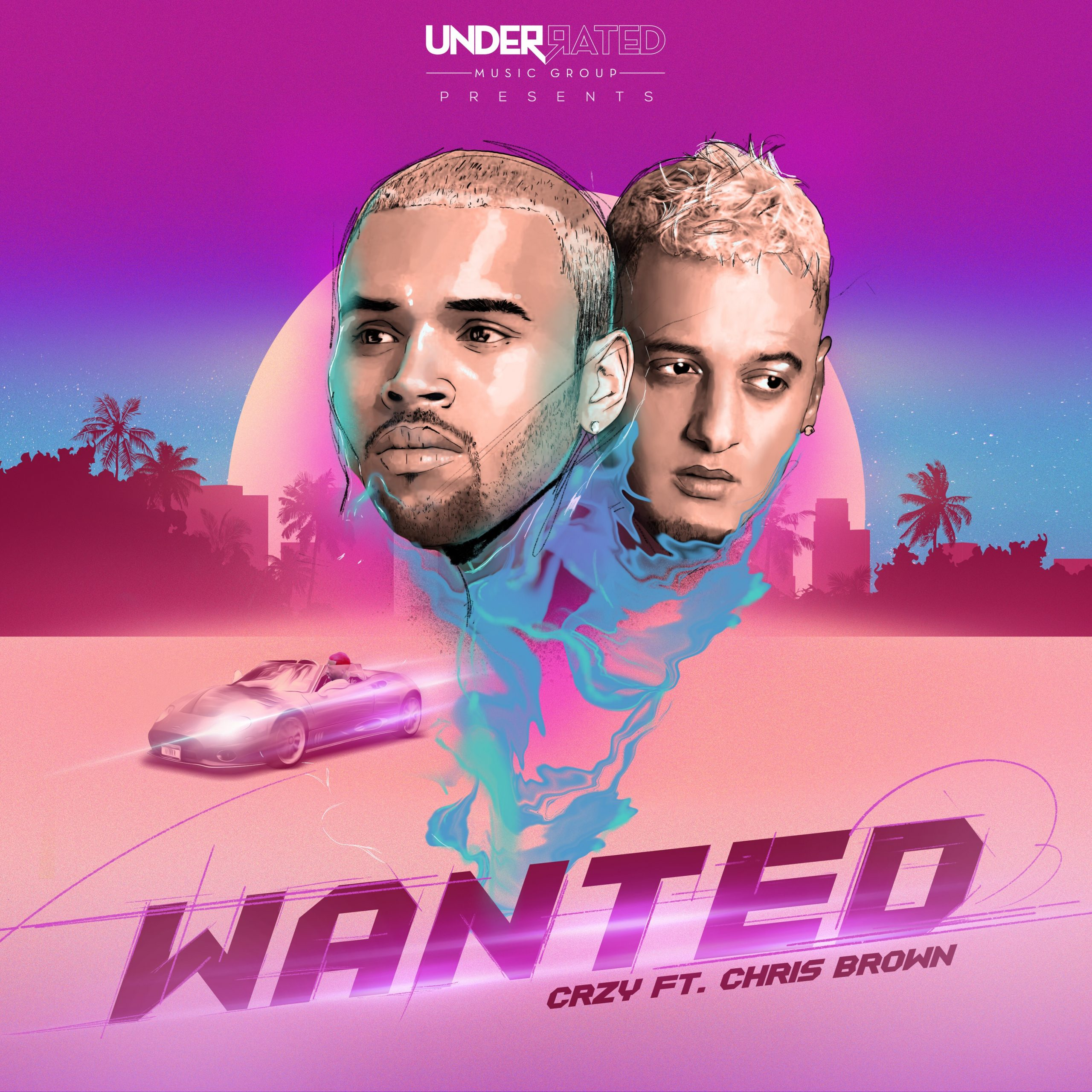 CRZY Feat. Chris Brown- Wanted