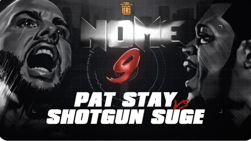 Pat Stay Vs Shotgun Suge Available Now Exclusively on URLTV App