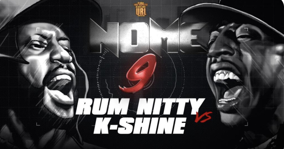 Rum Nitty Vs K Shine Available Now Exclusively on the URLTV App!