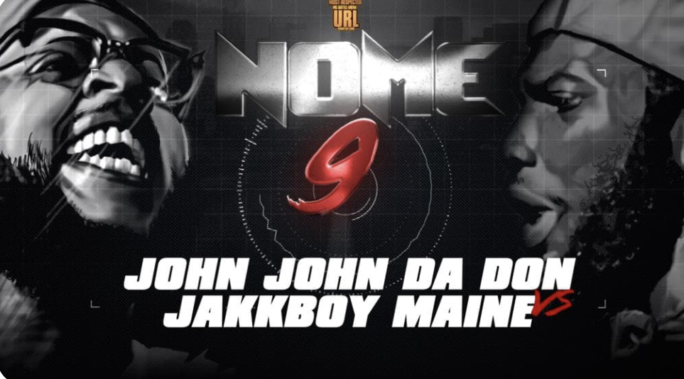 John John Da Don Vs Jakkboy Maine is Available Now Exclusively on the URLTV App