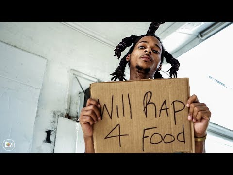 D.R. Da Rula – Dwayne (Will Rap 4 Food)
