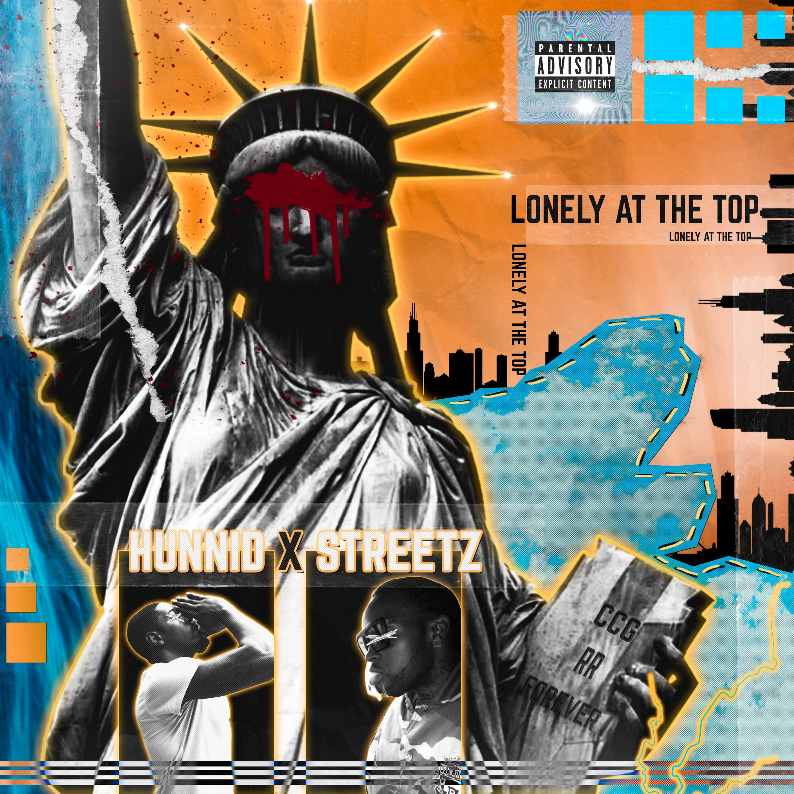 Hunnid x Streetz – Lonely At The Top
