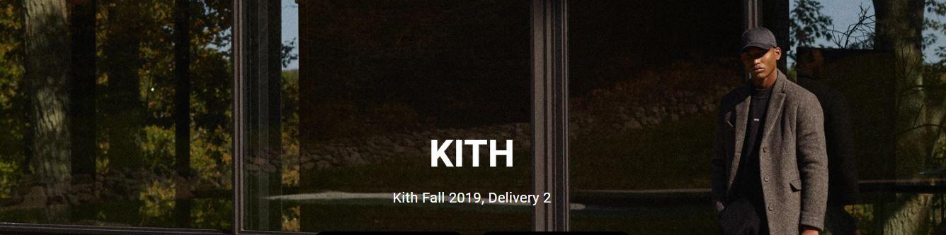 Logo-Heavy Trendsetter: Kith