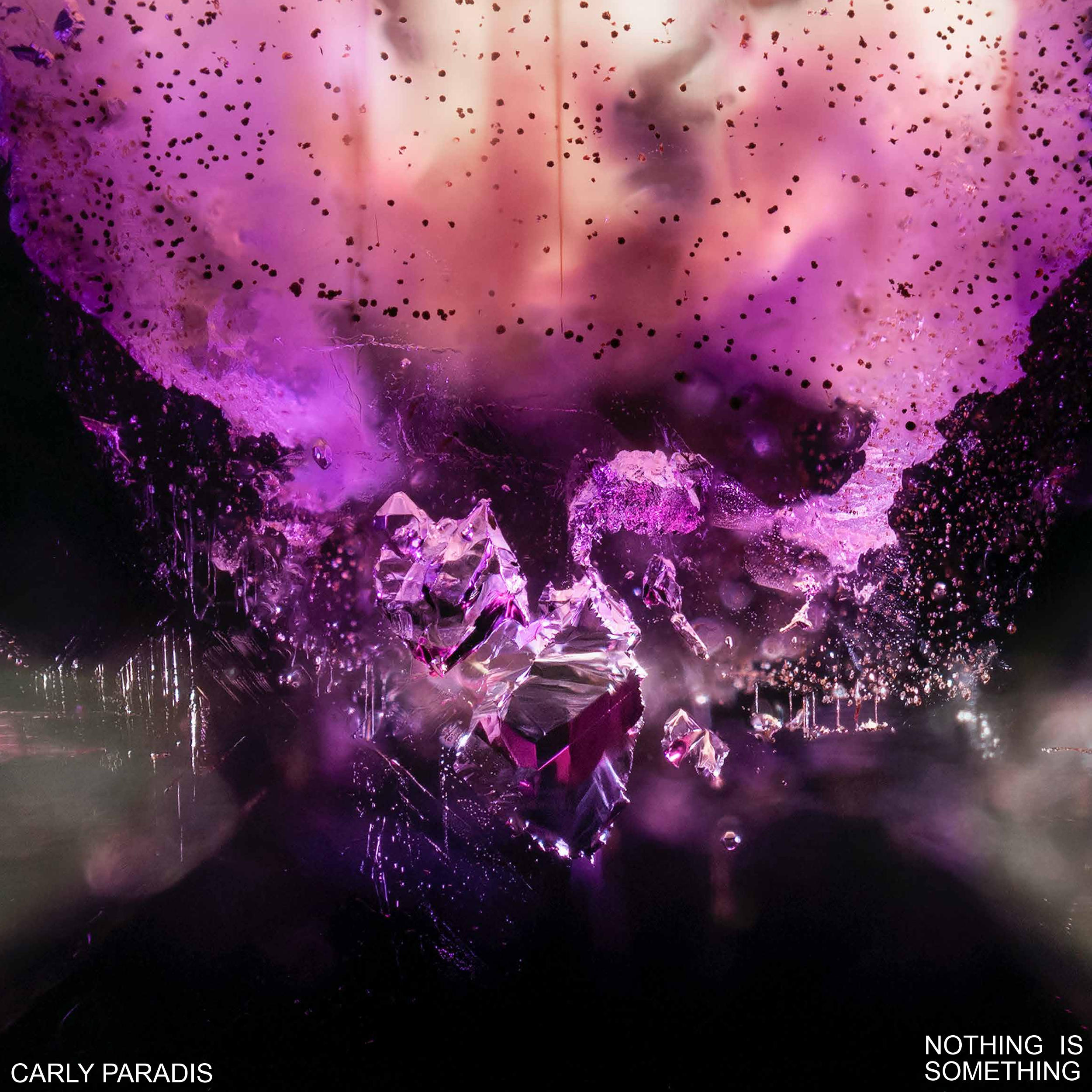 Carly Paradis – The Crushing Weight of history (Michael Stein of S U R V I V E Remix)