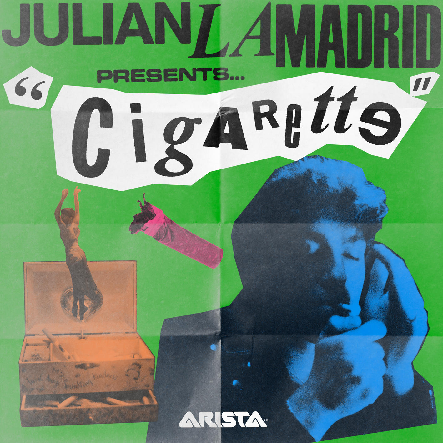 Julian Lamadrid – Cigarette