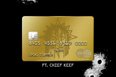 G4 Boyz Featuring Chief Keef – Local Scammer (Remix)