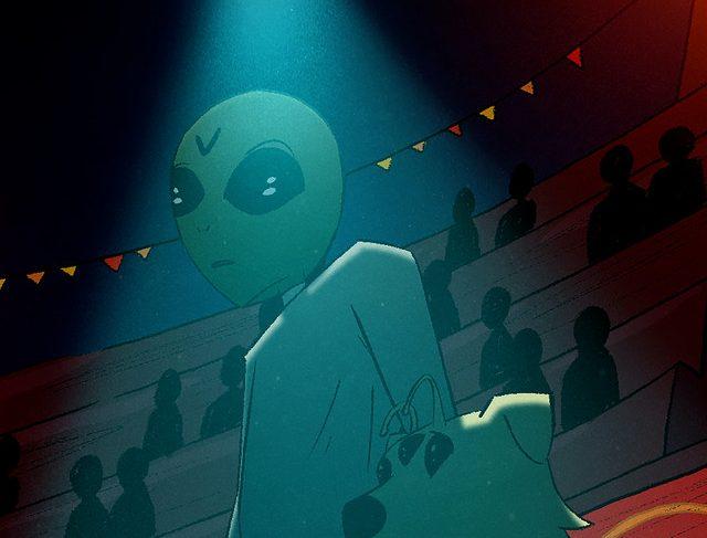 Dennis Lloyd – Alien