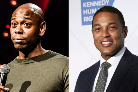 Don Lemon Responds To Being Name-Dropped By Dave Chappelle In New Stand-Up
