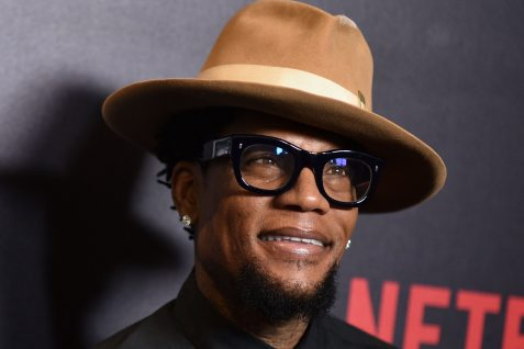 D.L. Hughley Tests Positive for COVID-19 After Passing Out on Stage at Nashville Show