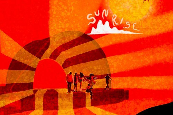 MICHELLE – SUNRISE
