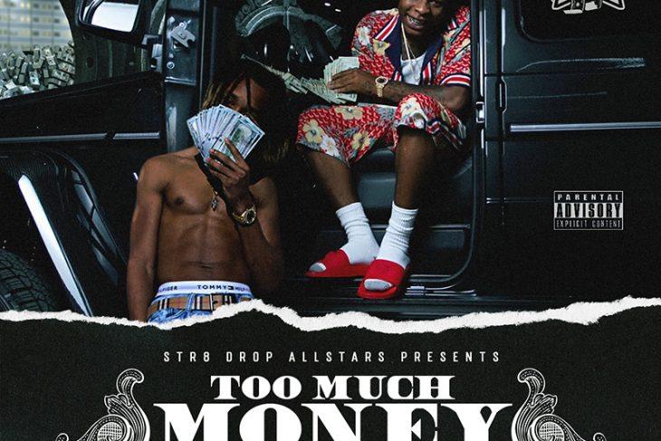 Dougie Jay x Teflon Mark – Too Much Money