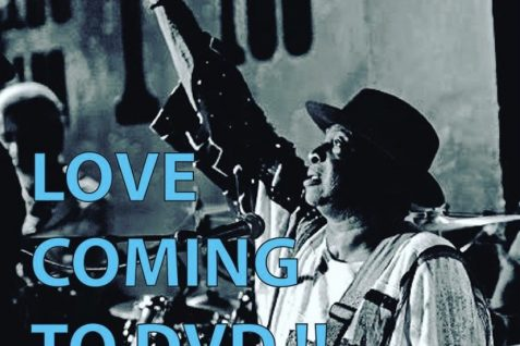 Award winning Rudy Love documentary released on DVD