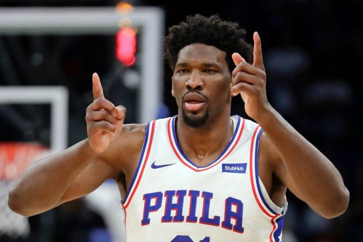 Joel Embiid Reveals His First Signature Sneaker with Under Armour