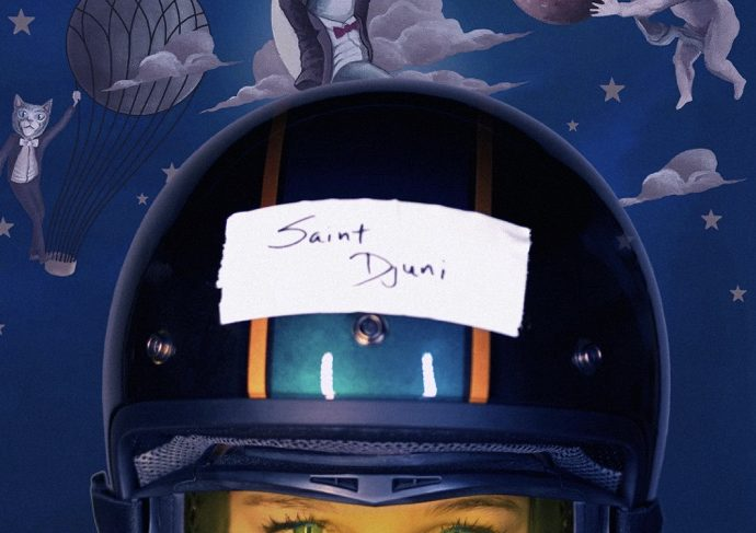 Saint Djuni – Spaceman (Happy Again)