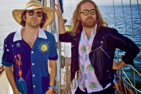 Uncle Salsa and The Pelican Boy – The Yacht Club