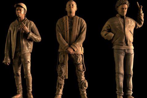 Hit-Boy Featuring Big Sean and Fivio Foregin – SALUTE