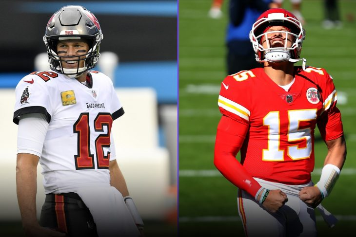 Future Vs Now (Mahomes Vs Brady Super Bowl)