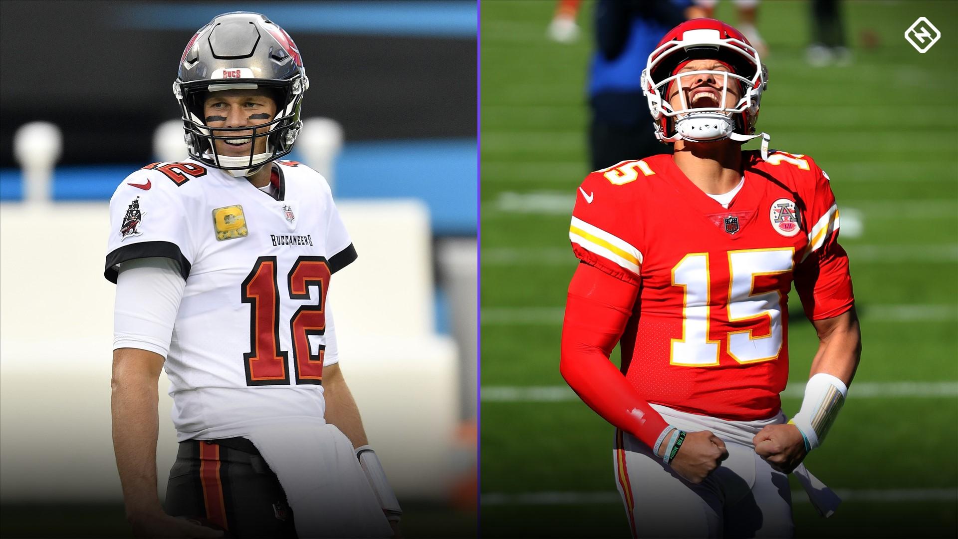 Future Vs Now (Mahomes Vs Brady Super Bowl)