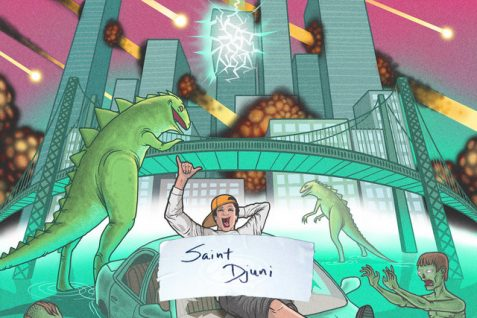 Saint Djuni – Weird Year