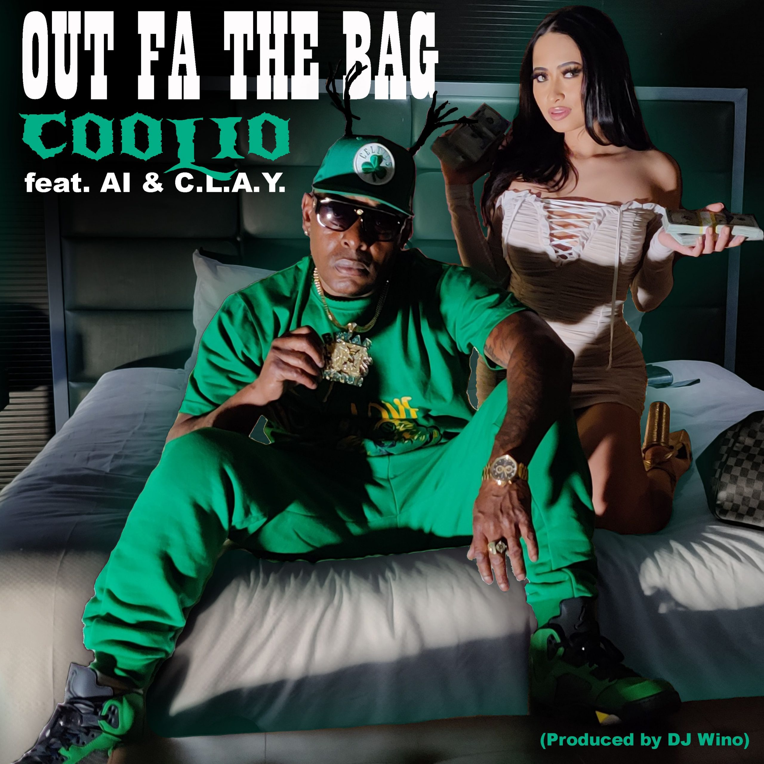 Coolio Featuring AI & C.L.A.Y. – Out Fa the Bag
