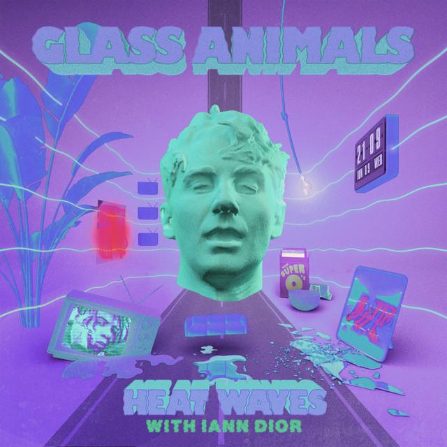 Glass Animals Featuring Iann Dior – Heat Waves