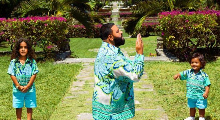 DJ Khaled to Drop New Album 'Khaled Khaled' This Friday