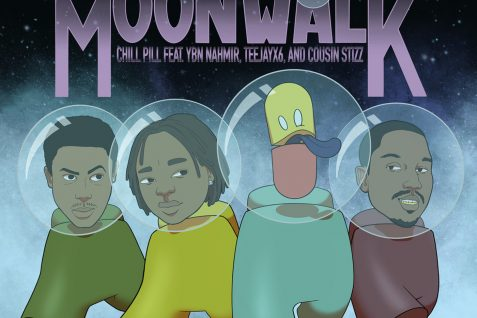 chillpill – Moonwalk (feat. YBN Nahmir, Teejayx6, & Cousin Stizz)
