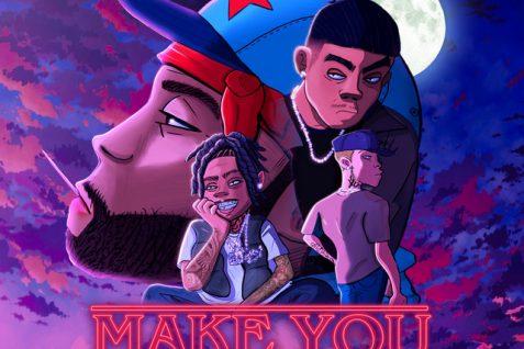 KyleYouMadeThat Featuring YBN Nahmir, Joseph Black and YB Redencion – Make You Happy