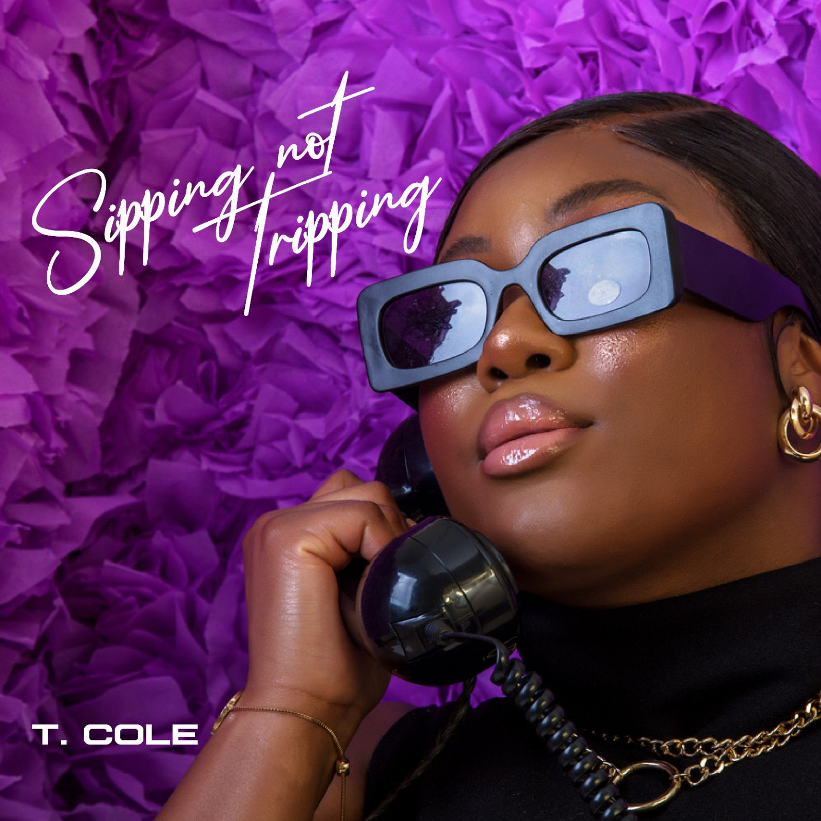 T. Cole – Sipping Not Tripping