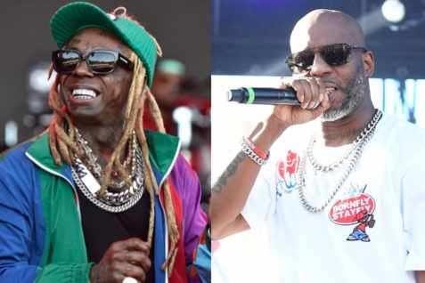 Lil Wayne Pays Tribute To DMX At Trillerfest In Miami