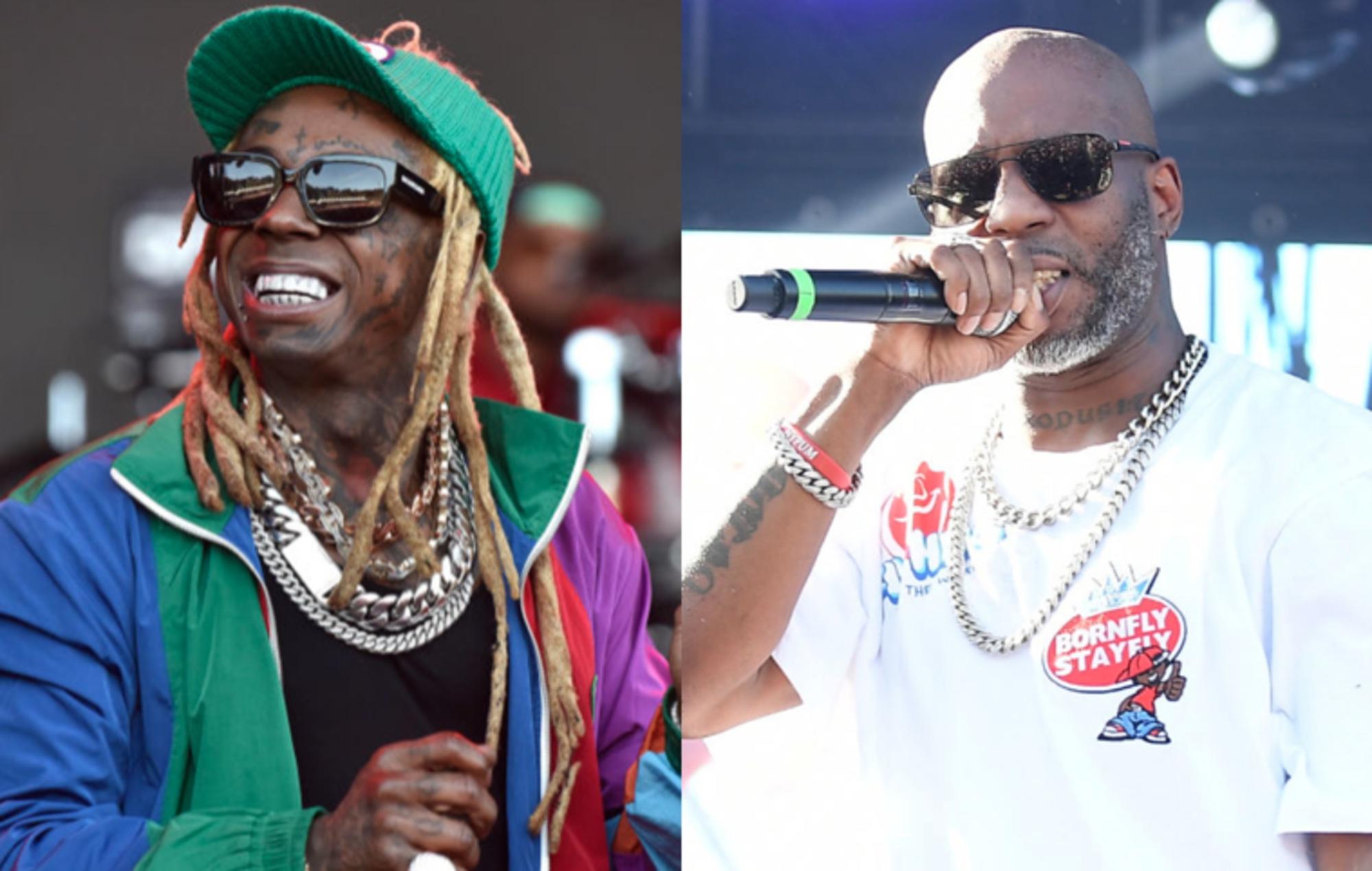 Lil Wayne Pays Tribute To DMX At Trillerfest In Miami