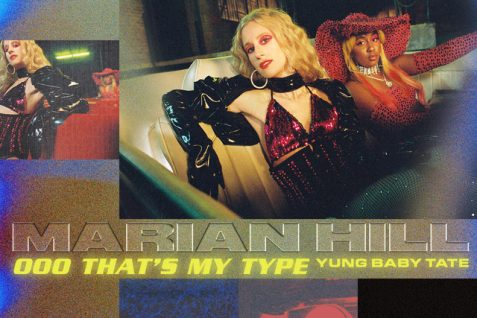 Marian Hill featuring Yung Baby Tate – oOo that's my type