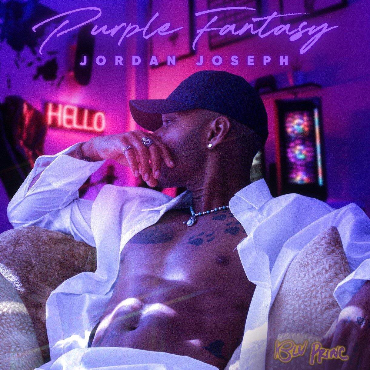 Jordan Joseph – Purple Fantasy