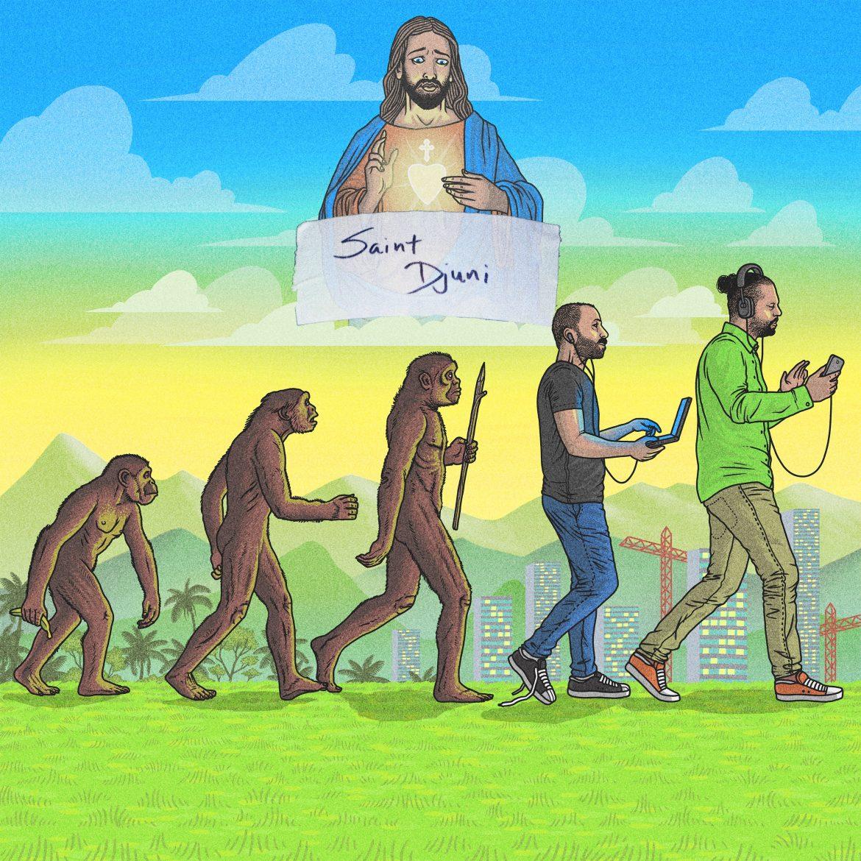 Saint Djuni – Human